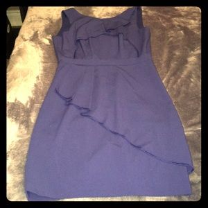 Blue BCBG  Max Azria Dress
